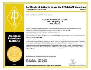 Certificate 6A-1866