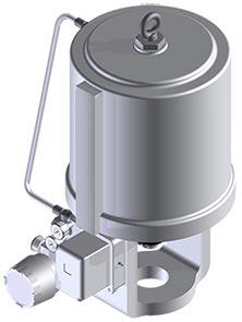 Pneumatic Linear Piston Actuators
