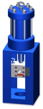 Hydraulic Piston Actuation
