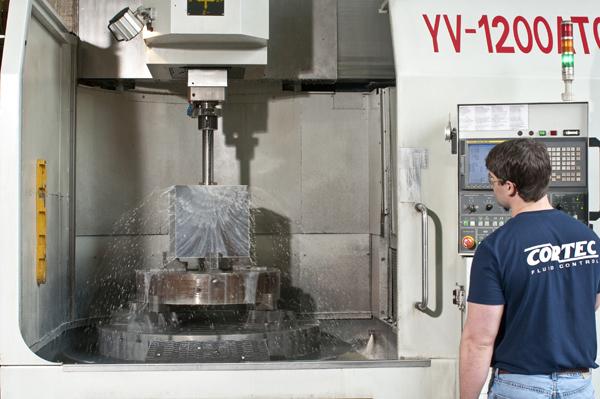 CORTEC Quality Fluid Control Equipment
