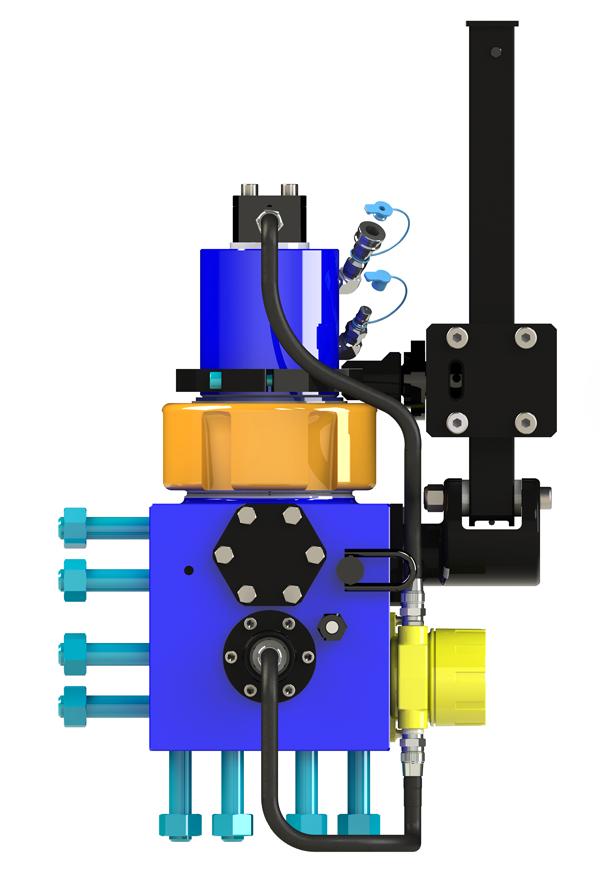 Pressure Relief Valve CRV30