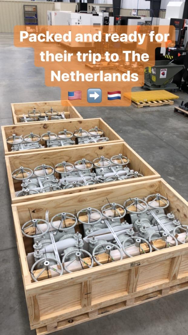 Valves Netherlands